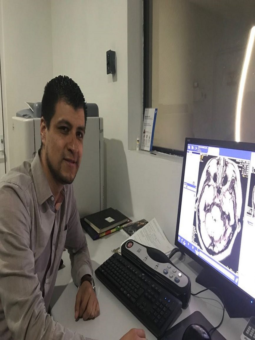 Dr. Jesús Salvador Cástro Palos